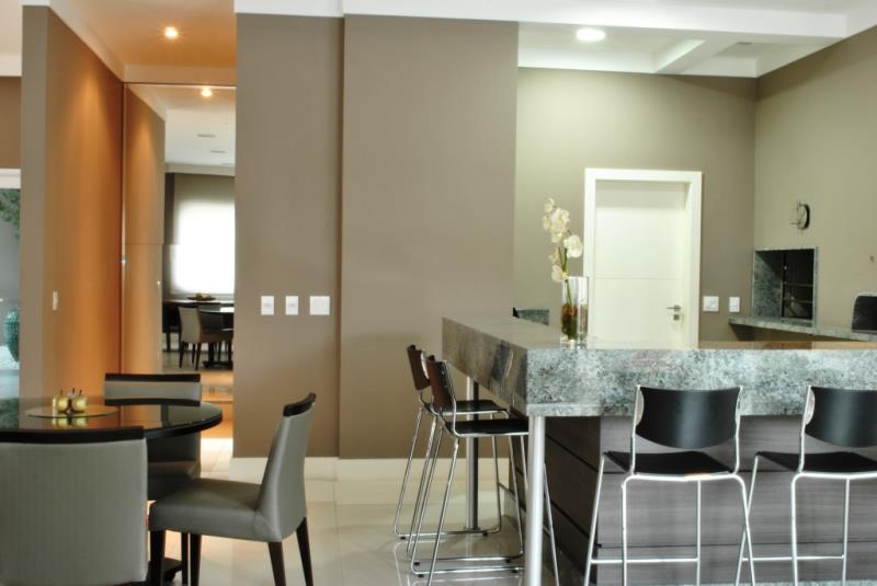 Foto - Espaço Gourmet em edifício residencial