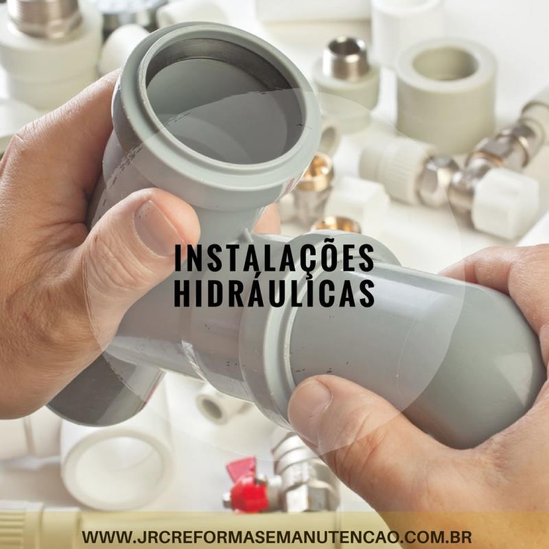 Foto - Instalações Hidráulicas