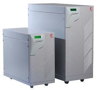 Foto - Nobreaks para evitar falhas no fornecimento de energia para Portões automáticos, CFTV, Interfone.