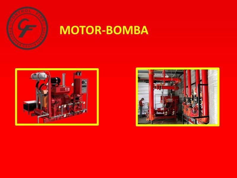 Foto - Especialidades -Motor Bomba