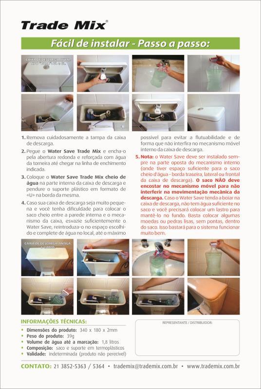 Foto - Folder digital página 2/2 (verso).