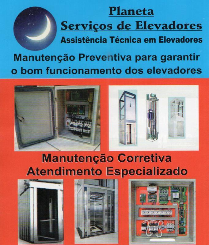 Foto - Planeta Serviços De Elevadores