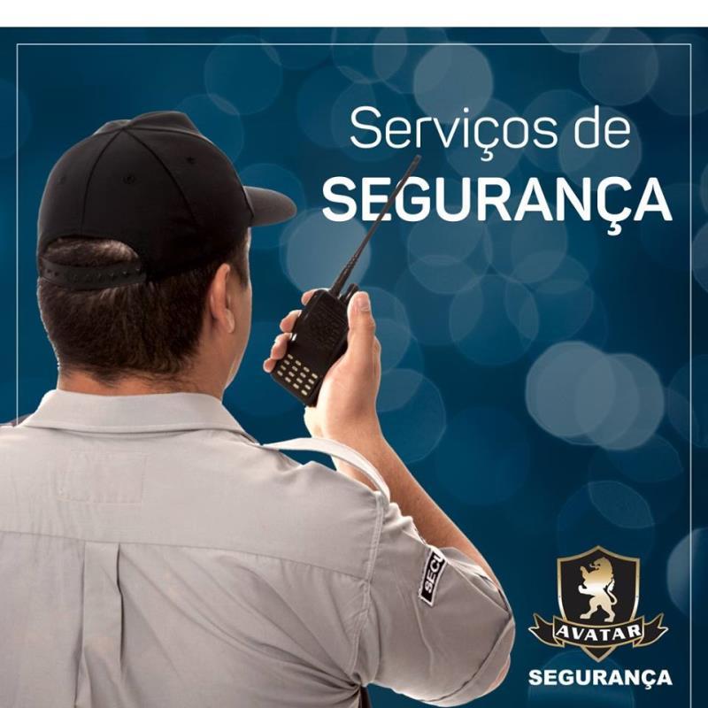 Foto - A sua segurança aqui é o principal assunto!Conheça as nossas soluções - Site: www.avatarseguranca.com.br