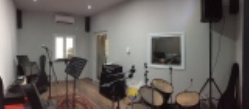 Foto - Janelas e Porta Acústica para Estúdio Prime Comfort