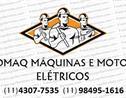 Logo da empresa TEOMAQ MÁQUINAS E MOTORES ELÉTRICOS