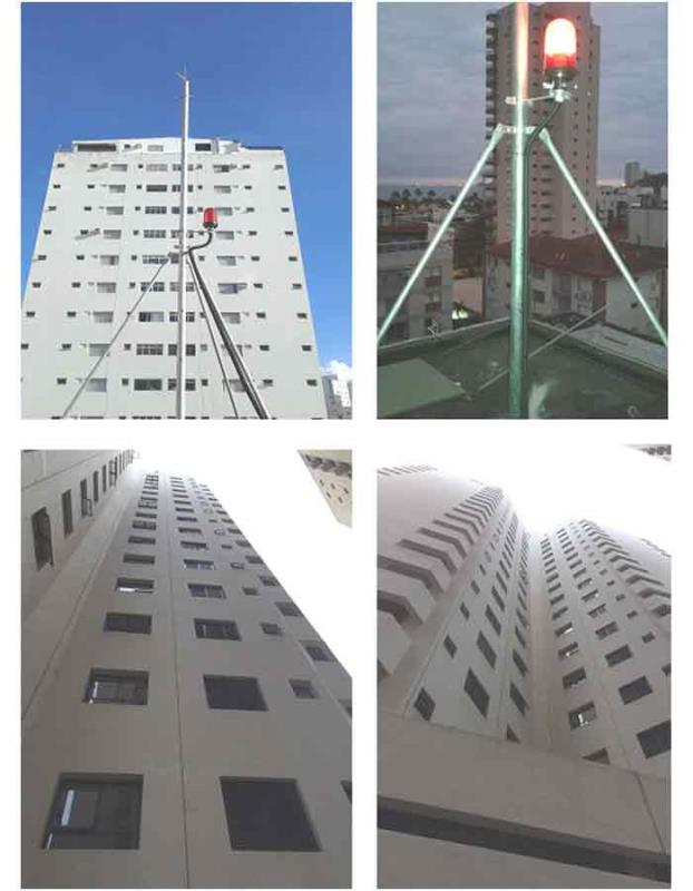 """Foto - Foto/ilustração de """"SPDA – Sistema de Proteção contra Descargas Atmosféricas"""" - Fabricados/montados e instalados pela Spring Energy:"""