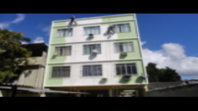 Foto - condominio mercurio ; rua mercurio pavunaserviços; recuperação e pintura da fachada 2 área comum e muro da garagem