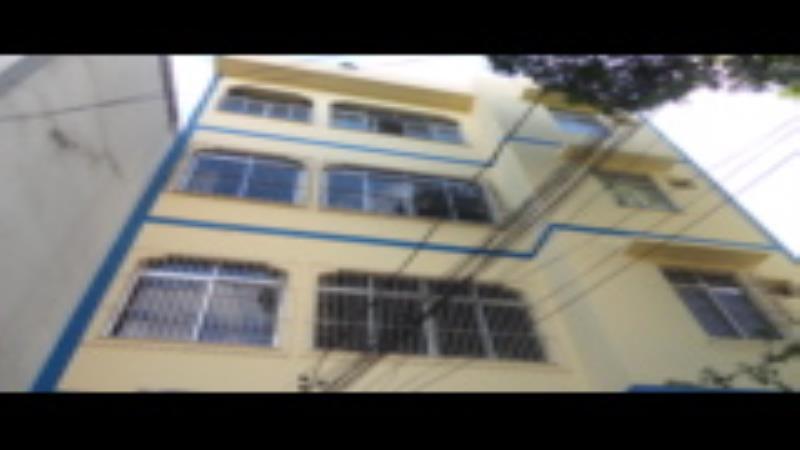 Foto - - Condomínio do Edifício ARSENIA Rua General Argolo Cristovão - Rio de Janeiro Serviços: recuperação na frente do prédio que da ao lado para estacionamento das fachadas do condomínio situado acima porem teste de percussão, reposição da pastilha e pintura
