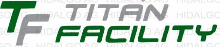 Logo da empresa Titan Construções e Reformas