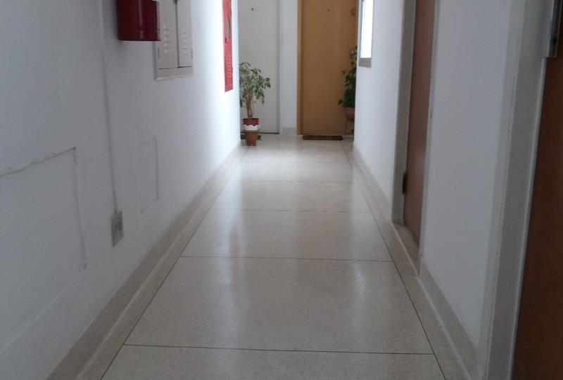 Foto - Retrofit de Hall - Tratamento de piso
