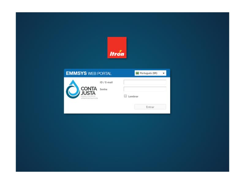 Foto - Portal do Cliente, senha para Moradores e senha master para Síndicos e Administradoras, relatórios exportáveis, sem digitação dos dados. Isso é Segurança da Informação!