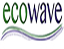 Logo da empresa ecowave