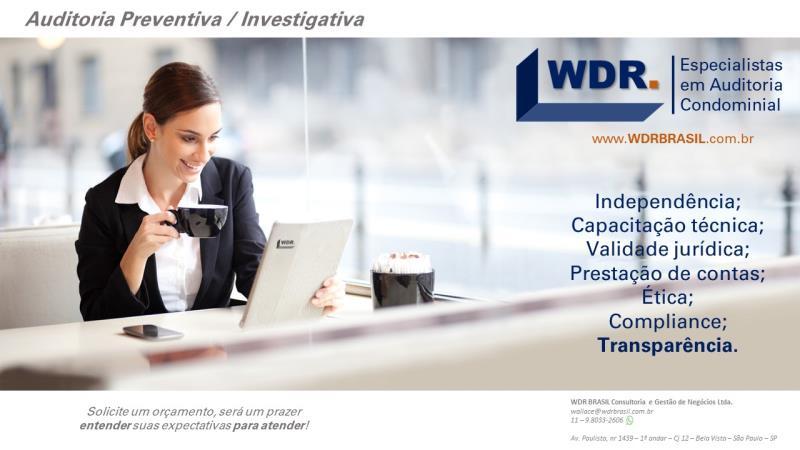 Foto - Entender para Atender - WDR BRASIL Auditoria Condomínial