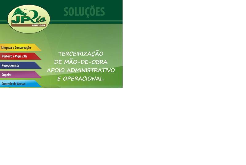 Foto - Portaria 24horas Limpeza e conservaçãoApoio Administrativo