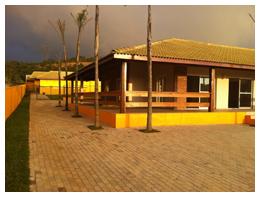 Foto - METALÚRGICA POLISTAMPO - Residência de campoConstrução completa.