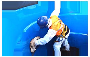 Foto - Limpeza e higienização profissional de caixa d'água com tratamentos eficazes garantindo uma vida saudável a todos!