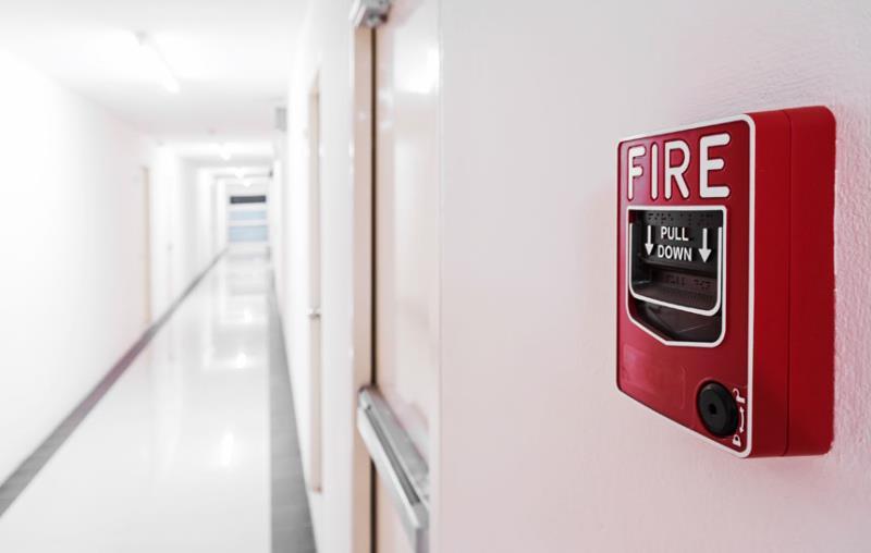 Foto - Detecção de Incendio