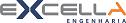 Logo da empresa Excella Engenharia