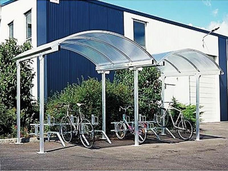 Foto - Distribuidora E2 - Bicicletário sob medida Público