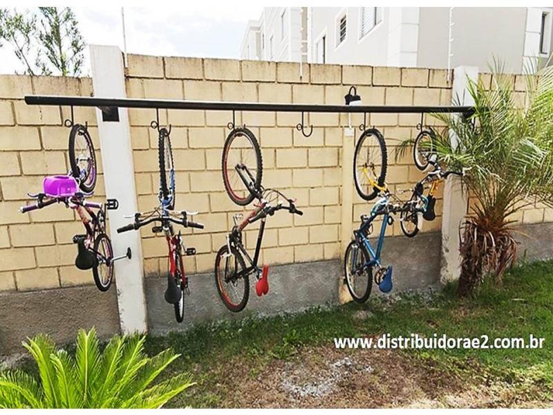 Foto - Bicicletário para Condomínios