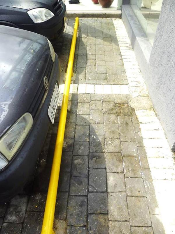 Foto - Distribuidora E2 - Limitador de Estacionamentos