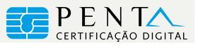 Logo da empresa Penta Certificação Digital