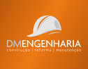 Logo da empresa DM Engenharia