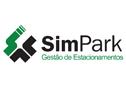 Logo da empresa SimPark Estacionamentos