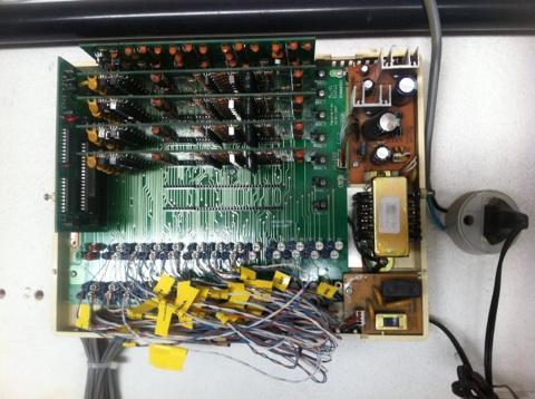 Foto - Configuração e instalação de interfones na Central PABX emcondomínio no Leblon.