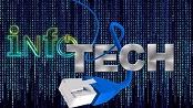 Logo da empresa Infotech soluções Eletronicas