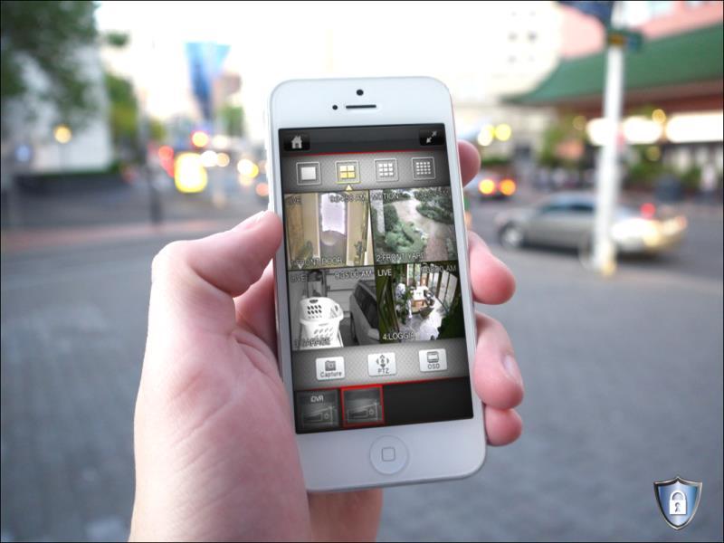 Foto - FB2 Segurança - IPhone