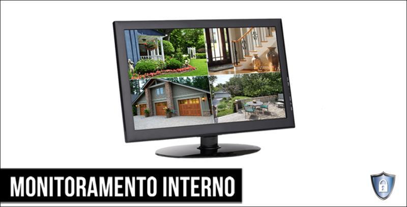 Foto - FB2 Segurança - Monitoramento Interno