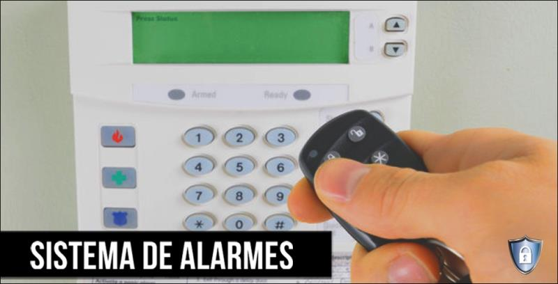 Foto - FB2 Segurança - Sistemas de alarmes