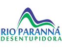 Logo da empresa Desentupidora Rio Paranná