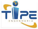 Logo da empresa TIPE Engenharia