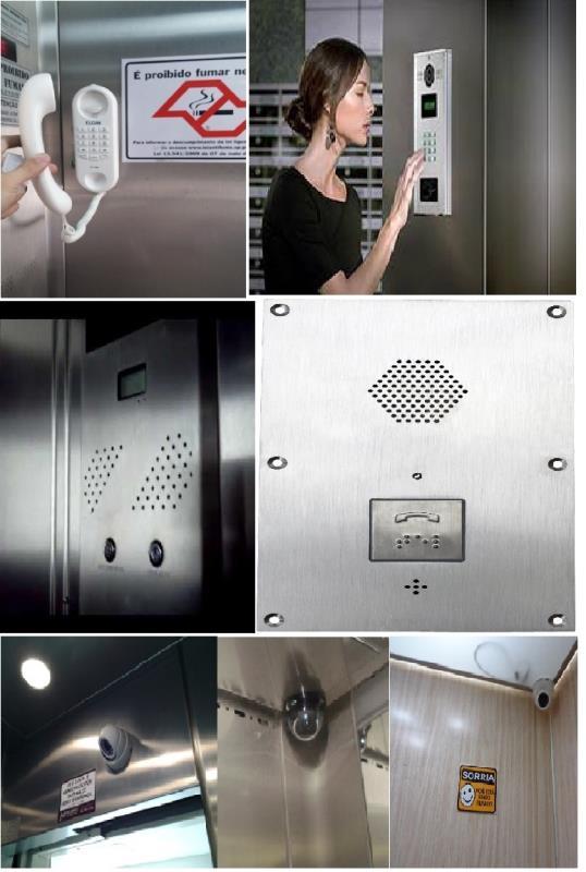 Foto - Modernização Estética - Interfones e Câmeras