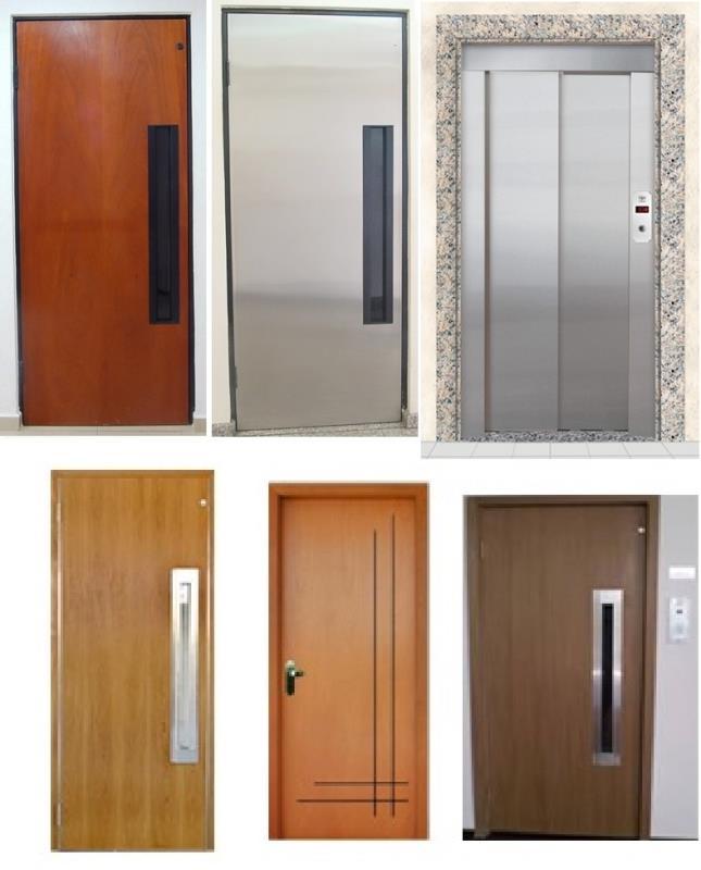 Foto - Modernização Estética - Portas