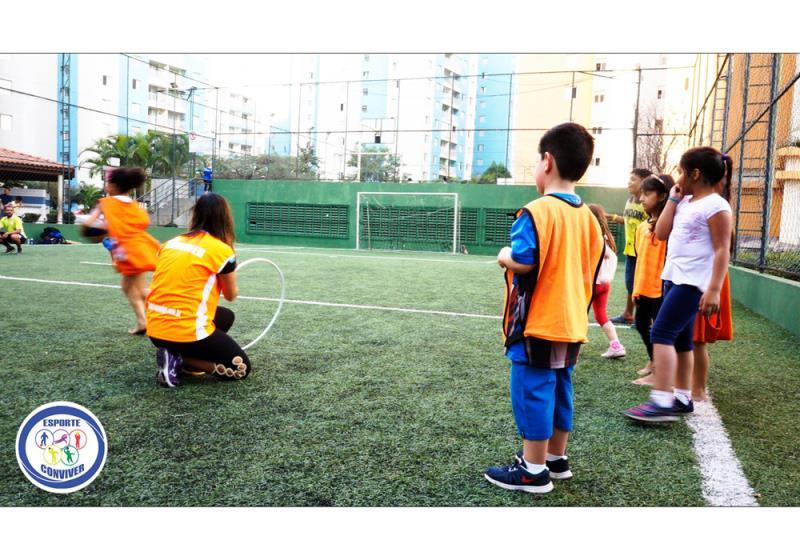 Foto - Esporte Conviver