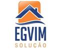 Logo da empresa Egvim Solução Construção e Reforma
