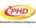 Logo da empresa PHD Segurança