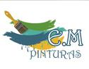 Logo da empresa EM Pinturas