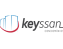 Logo da empresa Keyssan Condomínios