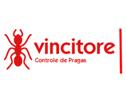 Logo da empresa Vincitore Controle de Pragas