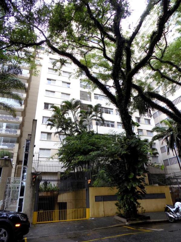 Foto - Servare Engenharia Predial e Consultoria - Condomínio Edifício Teresa M S. - Consolação/SP