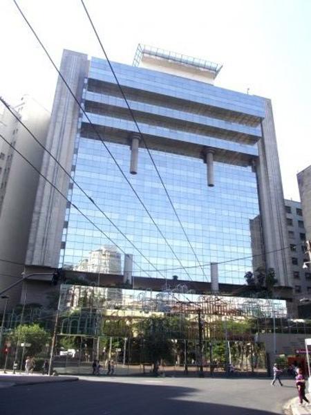 Foto - Servare Engenharia Predial e Consultoria - CABESP - Praça da República