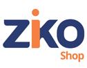 Logo da empresa ZIKO Shop