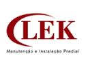 Logo da empresa LEK Comercio Instalação e Manutenção