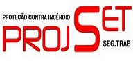 Logo da empresa PROJSET - Proteção Contra Incêndio