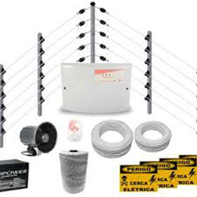 Foto - MVT Sistemas Eletrônicos - Cerca Elétrica