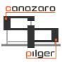 Logo da empresa Canazaro Pilger - Arquitetura